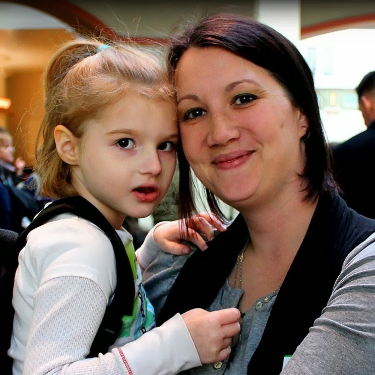 Dana Ulrich and daughter, Lorelei